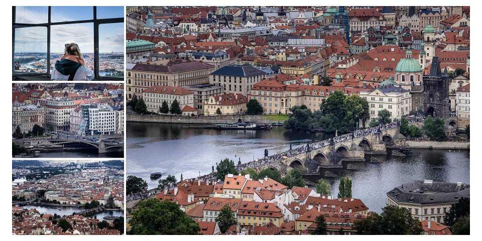 Live your Life - descubre Praga - Petřínská rozhledna - Torre de Petrin