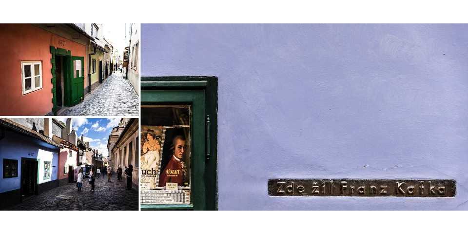Live your Life - descubre Praga - Prazský hrad - Zlatá Ulička