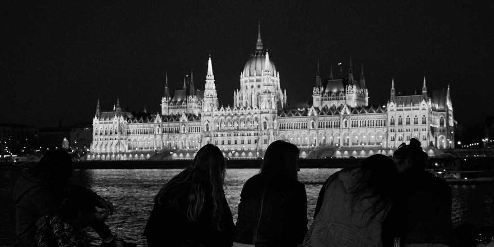 Live your Life - Descubre Budapest - Parlamento de Budapest