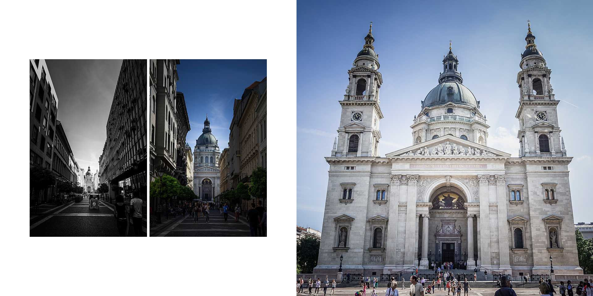 Live your Life - Descubre Budapest - Szent István Bazilika