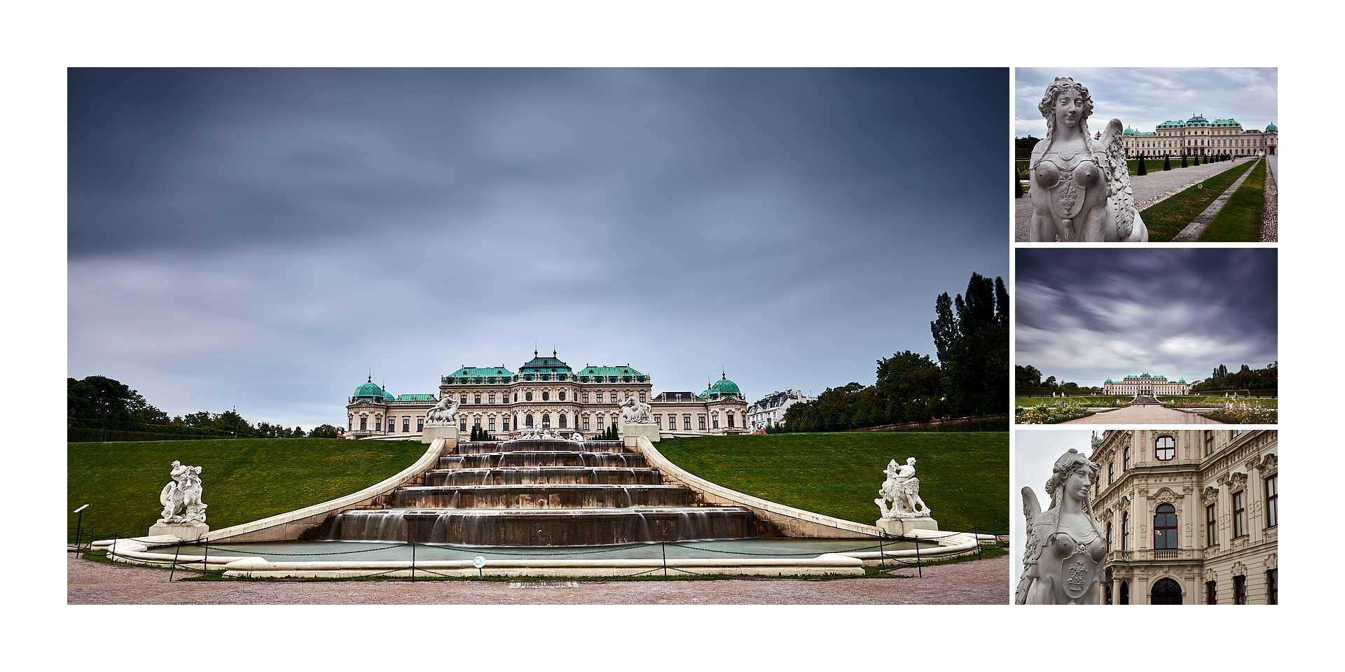 Live your Life - Descubre Viena - Palacio de Belvedere