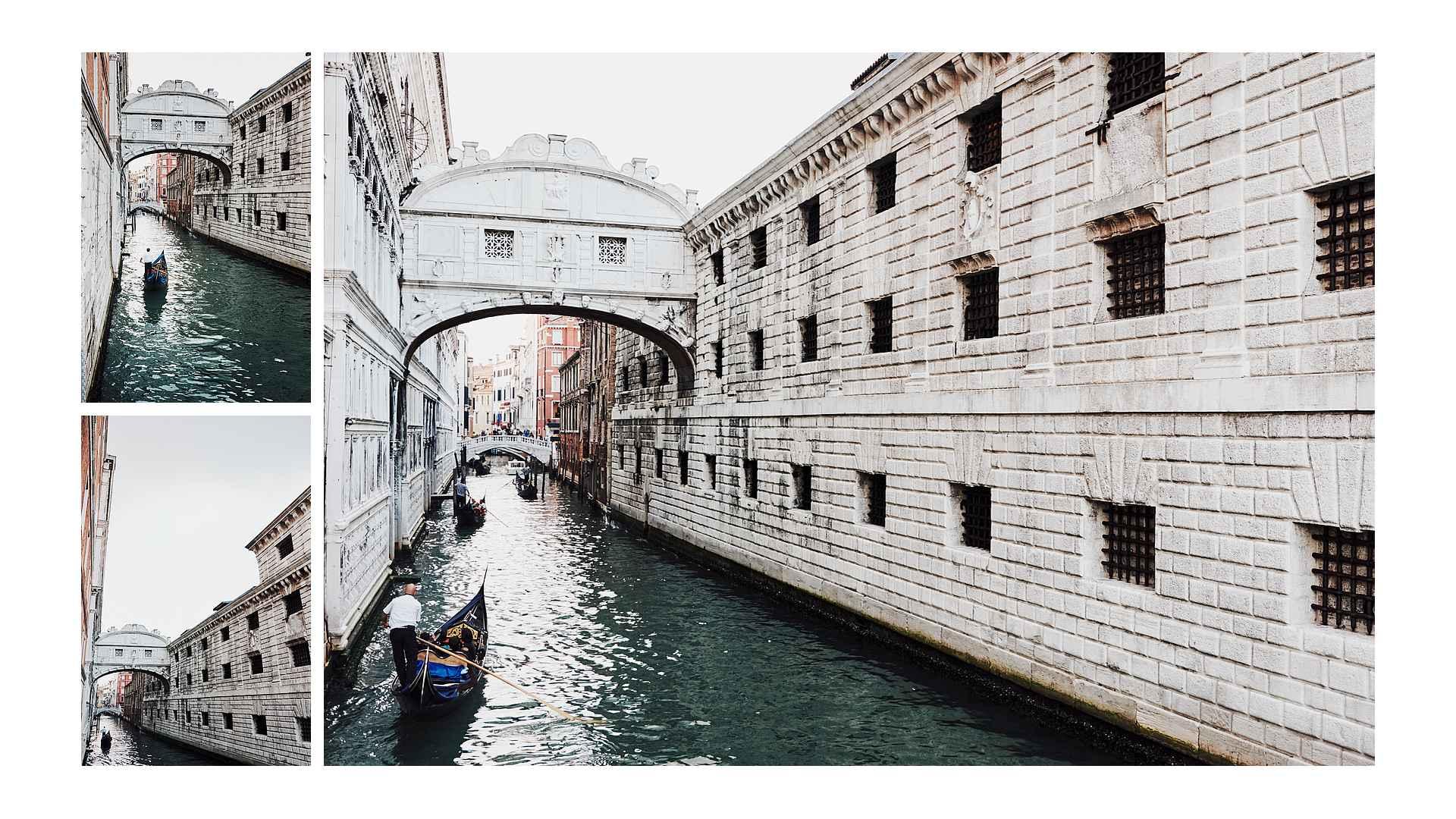 El puente de los suspiros - Descubre Venecia - Live your Life - José Álvarez Fotografía