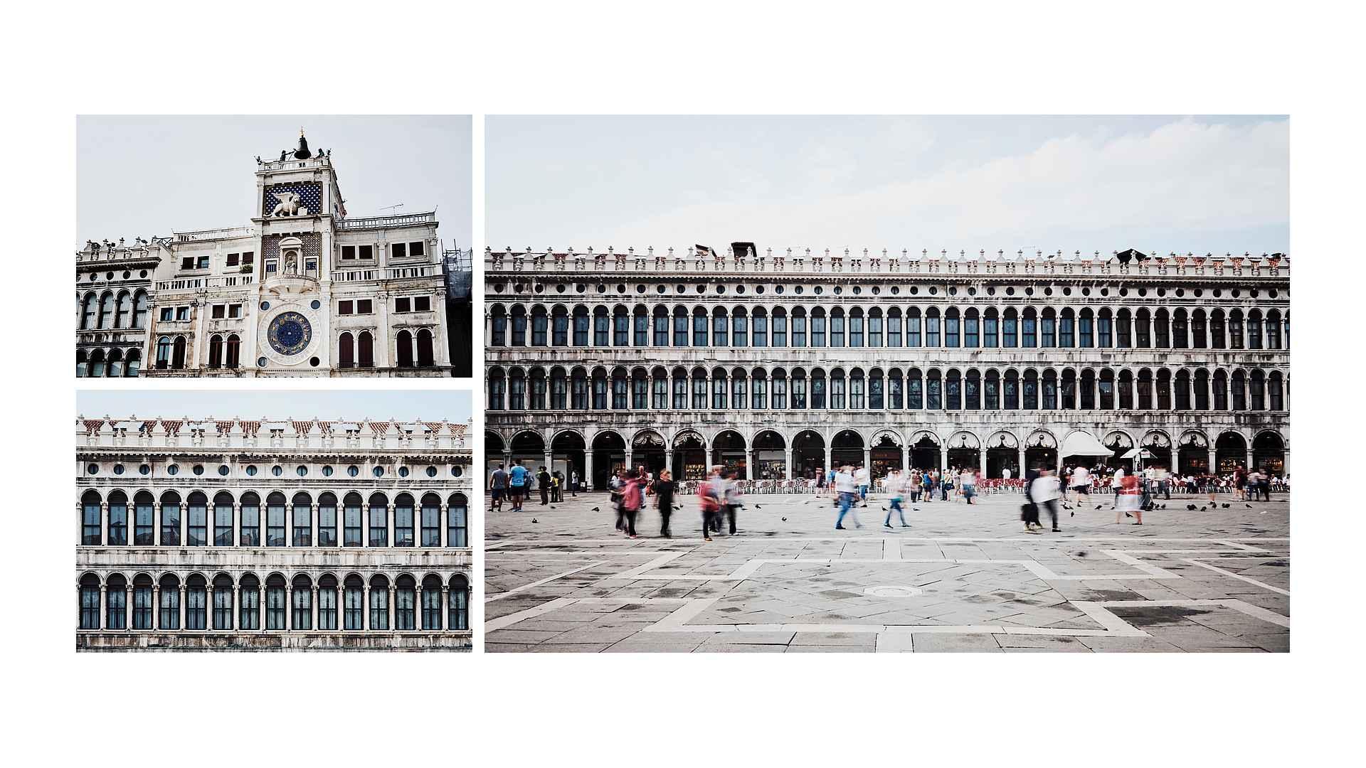 Plaza de San Marcos - Descubre Venecia - Live your Life - José Álvarez Fotografía