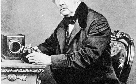 William Fox Talbot. 1864