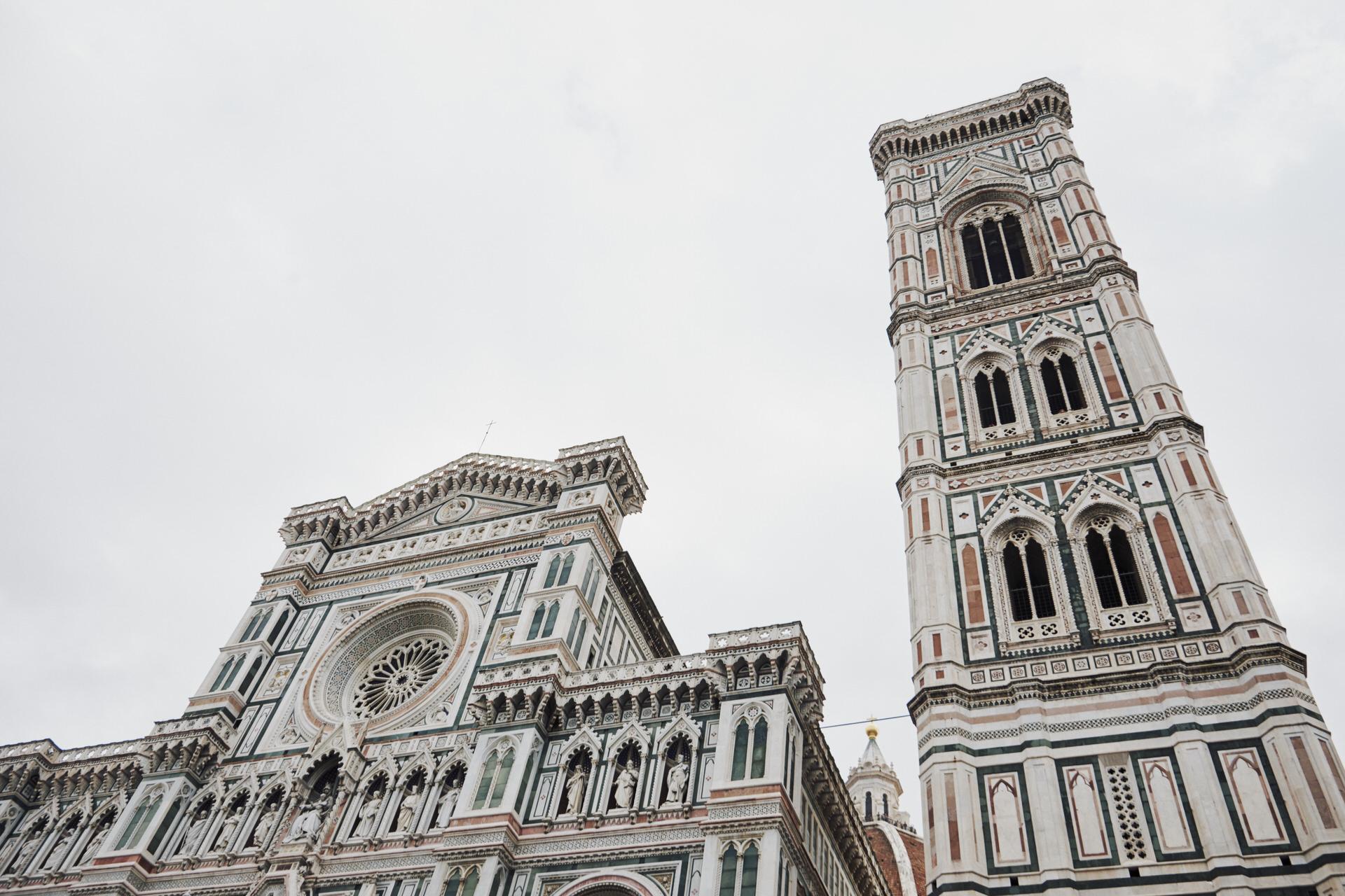 Florencia - Campanile - José Álvarez Fotografía