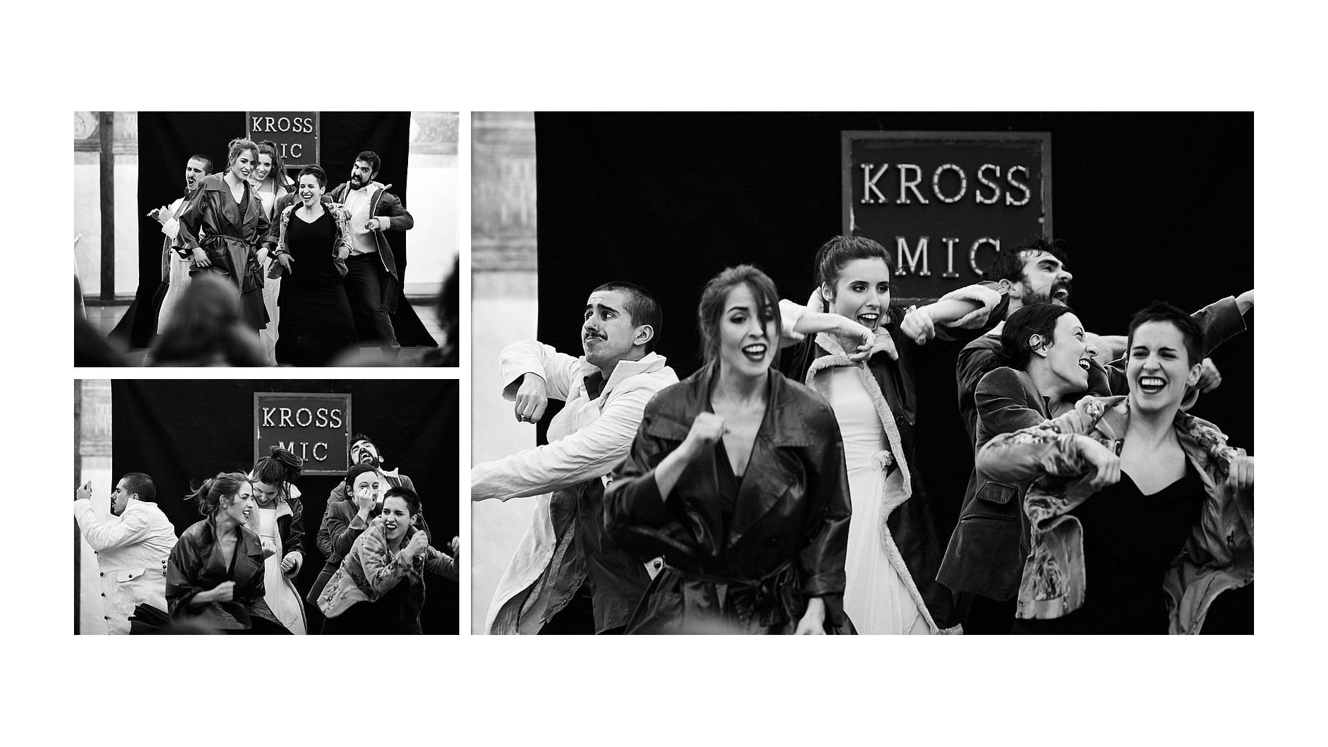 Kross Mic - La Chivata Teatro - Apolo Toledo