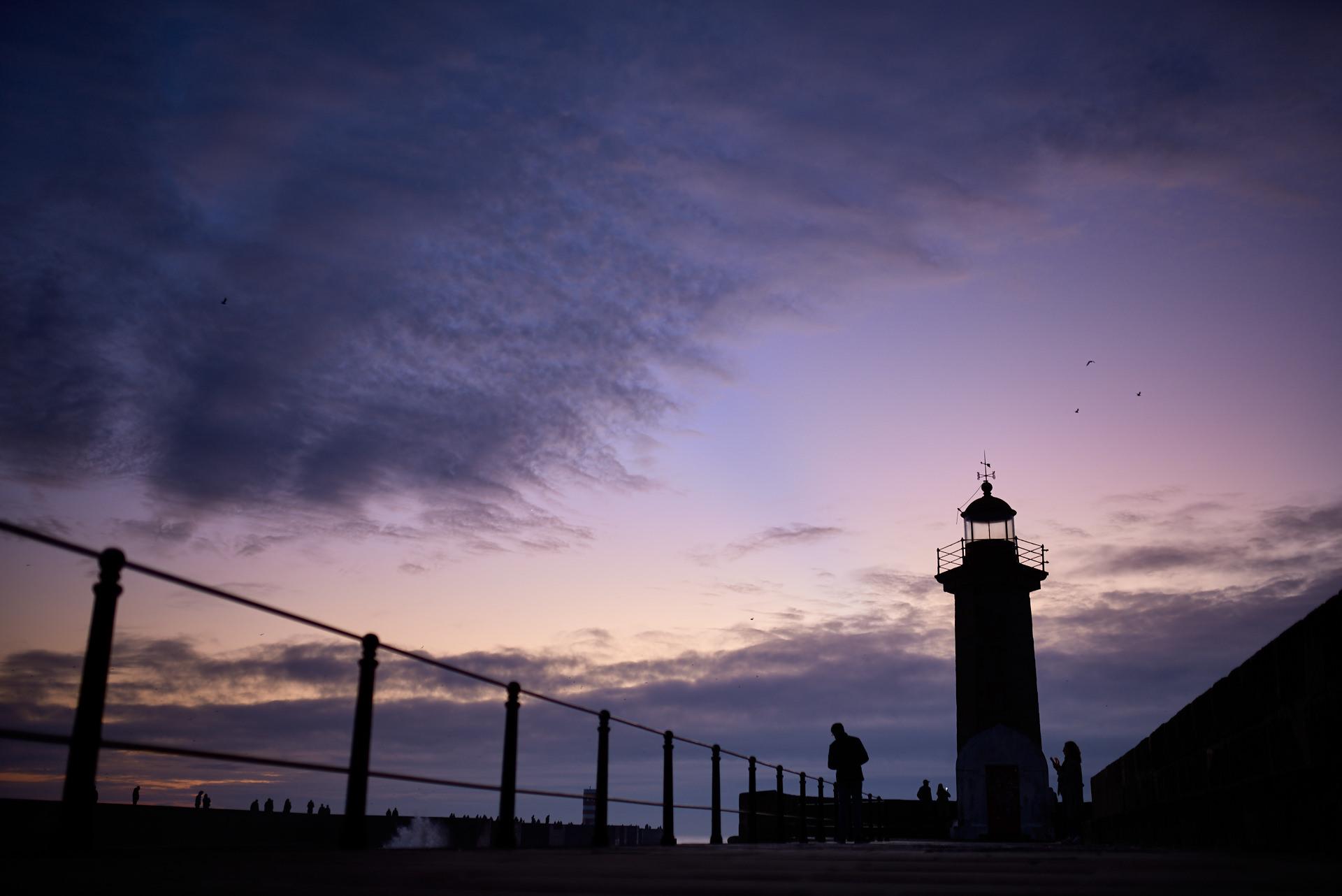 Faro de Felgueiras - Oporto - José Álvarez Fotografía
