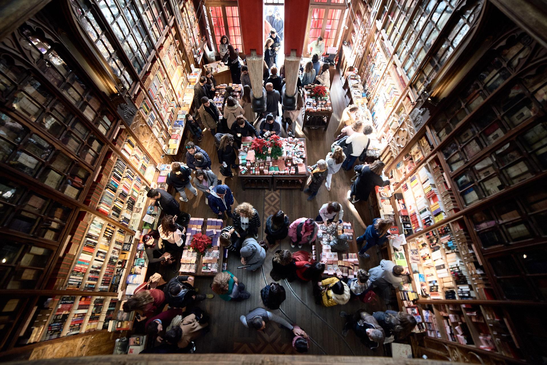 Libreria Lello - Porto - José Álvarez Fotografía