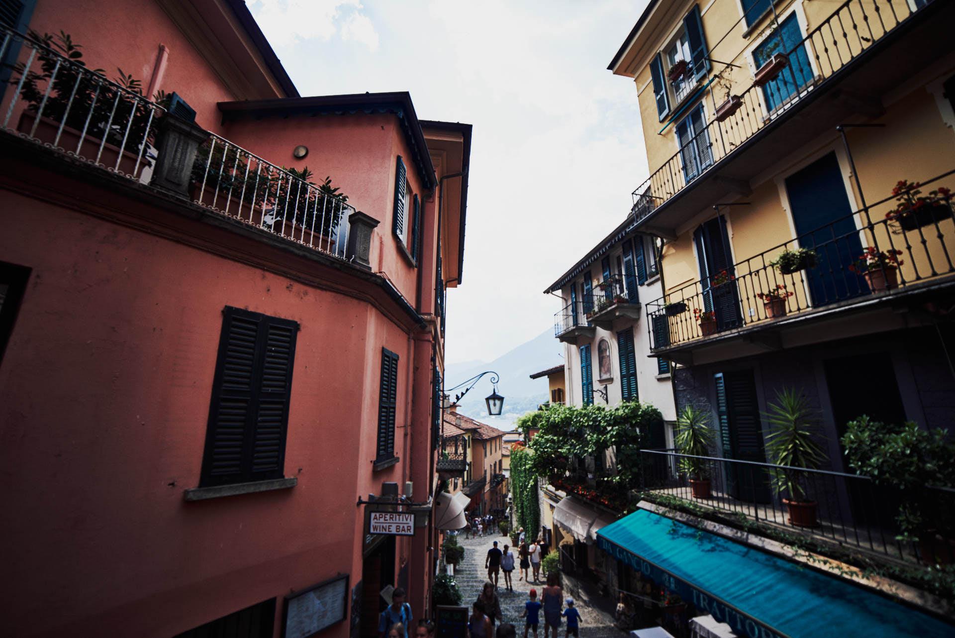 Bellagio - Lago di Como - Milán - José Álvarez Fotografía