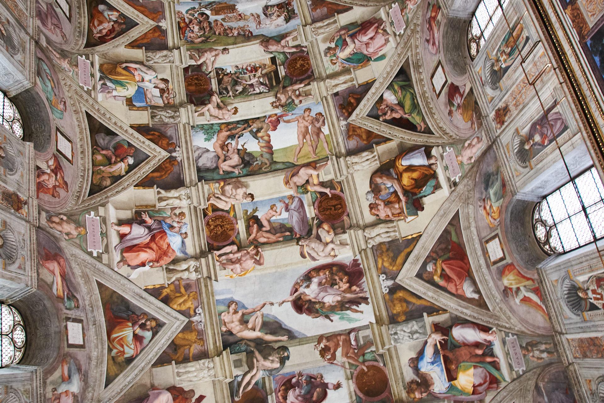 Museos del Vaticano - Roma - José Álvarez Fotografía