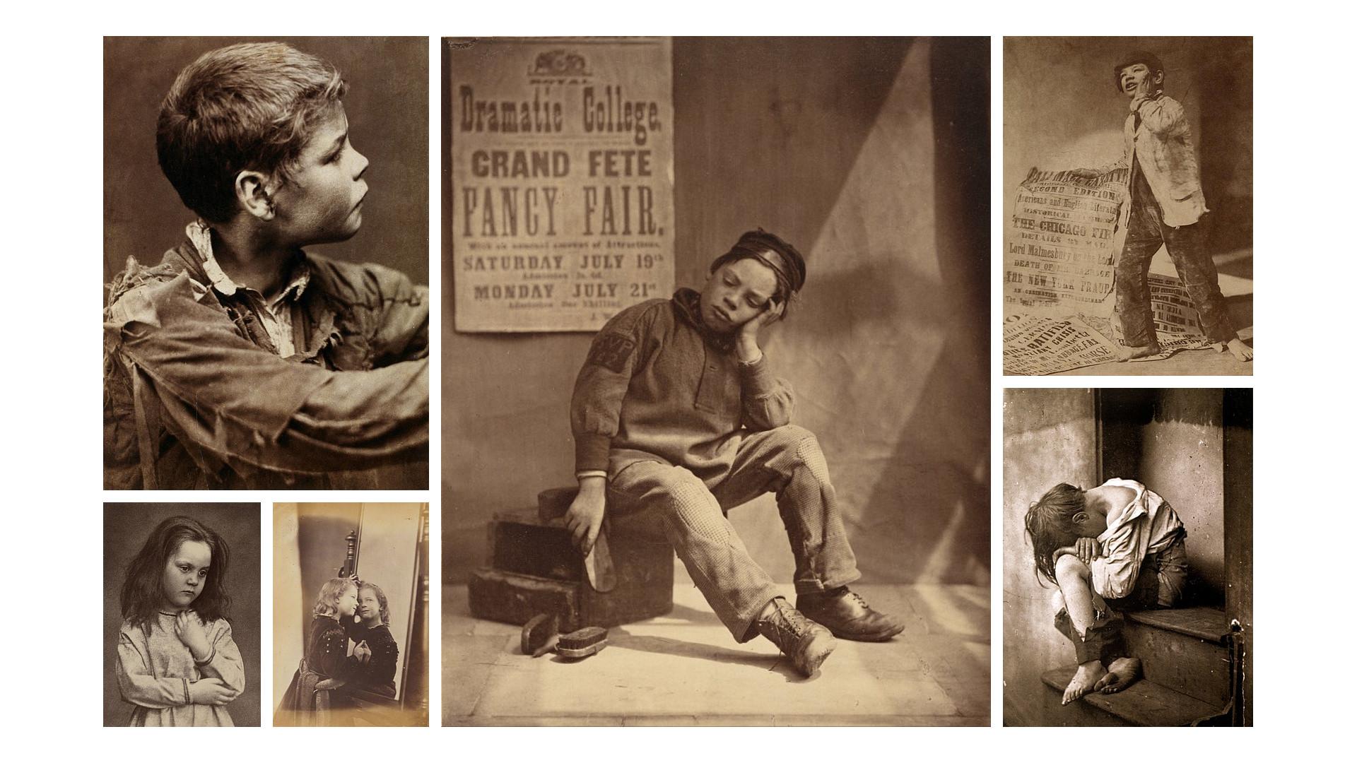 Oscar Gustav Rejlander -Historia de la Fotografía - José Álvarez Fotografía