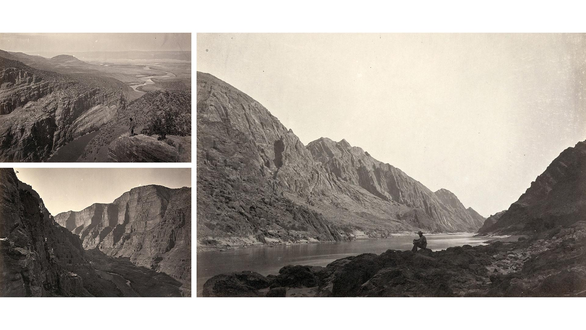 Timothy O'Sullivan - Historia de la Fotografía - José Álvarez Fotografía