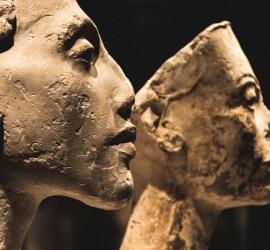 Arte Egipcio. Neues Museum