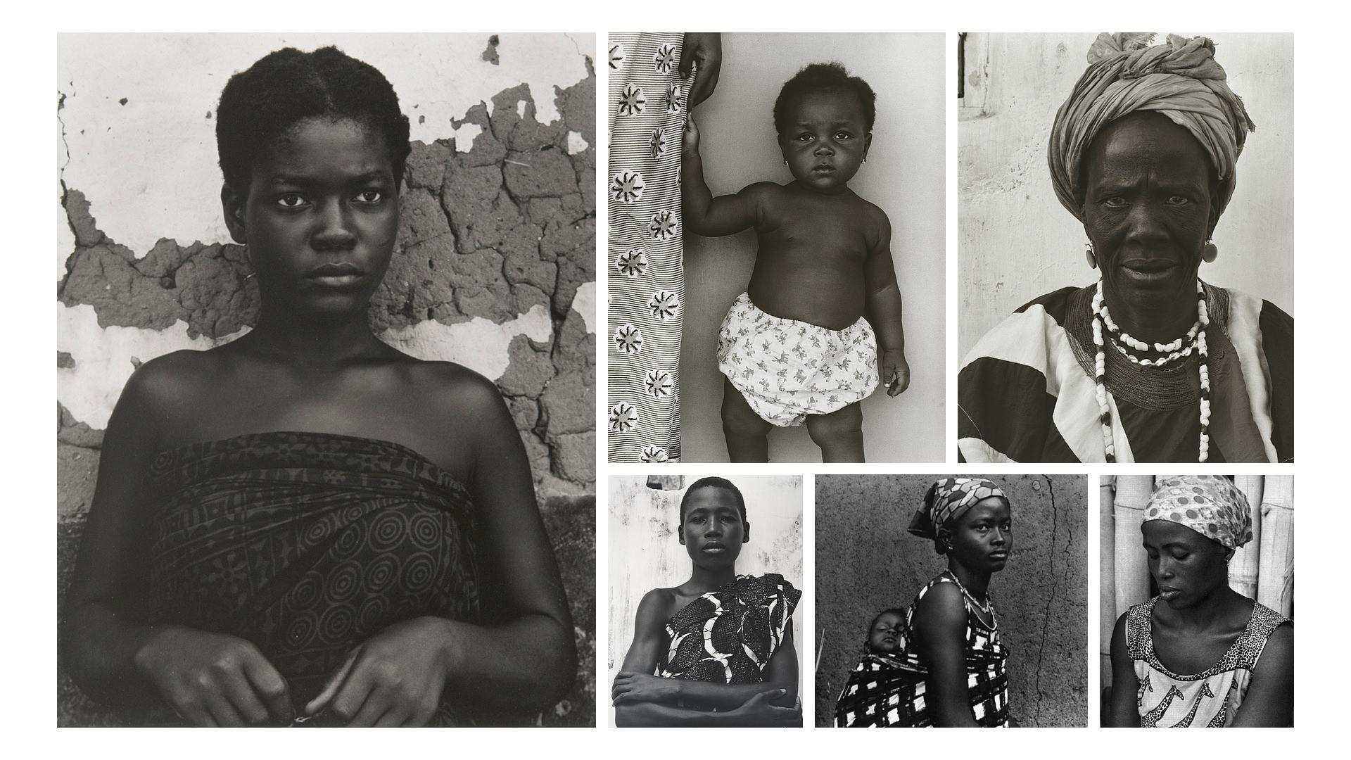 Paul Strand - Ghana - Historia de la Fotografía - José Álvarez Fotografía