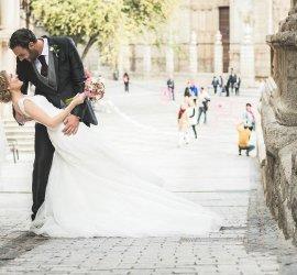 Una Boda en Mora. Alberto y Teresa