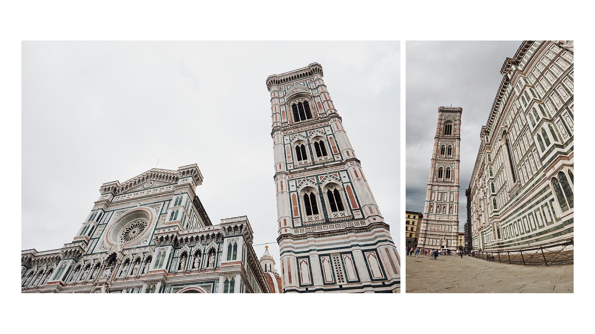 Il Campanile de Giotto - Florencia - José Álvarez Fotografía