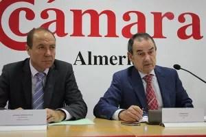 José Manuel Fernández Archilla, gerente de Vicasol, y Antonio Alonso, socio fundador de AMB Consultores y Auditores