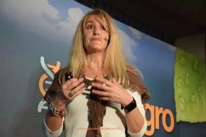 Mari Cruz Escudero explica las actuales líneas de financiación para avalar proyectos de investigación e innovación