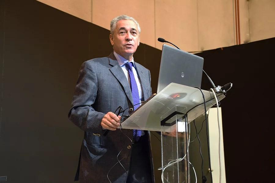 Benito Orihuel es Director General y Científico de Citrosol.