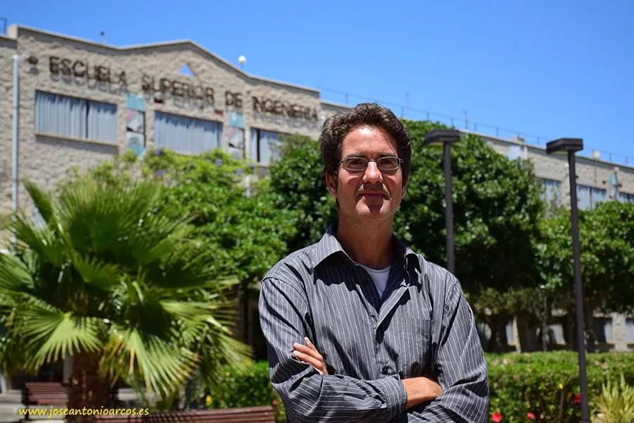 Pablo Campra es investigador y profesor titular de la Universidad de Almería.