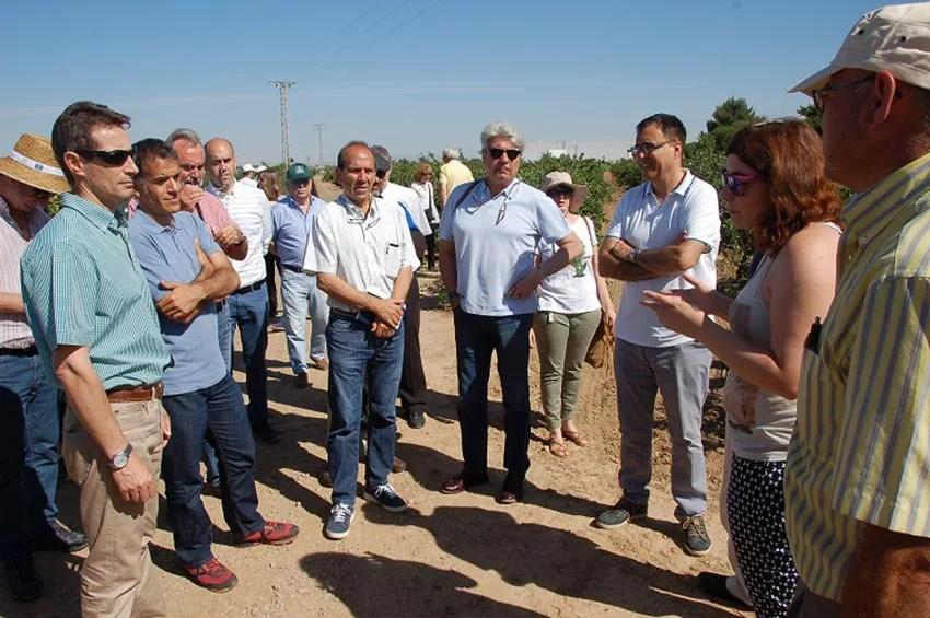 Jornada sobre fertilizantes celebrada en Cartagena, Murcia.