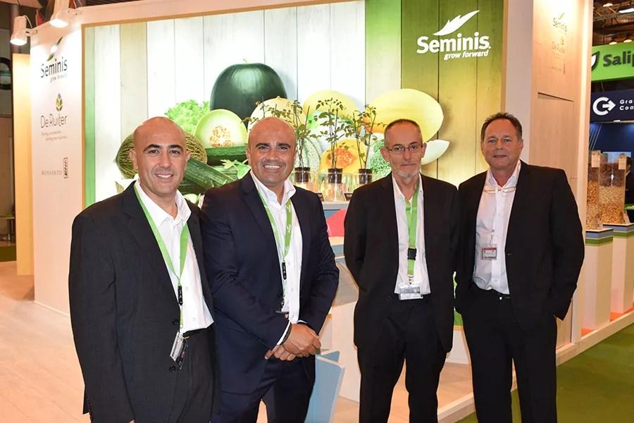 Portainjertos de Monsanto en Fruit Attraction 2016
