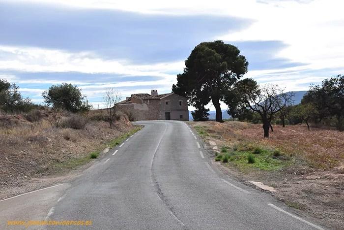 Cortijos de Sierra Espuña. Aledo, Totana. Región de Murcia