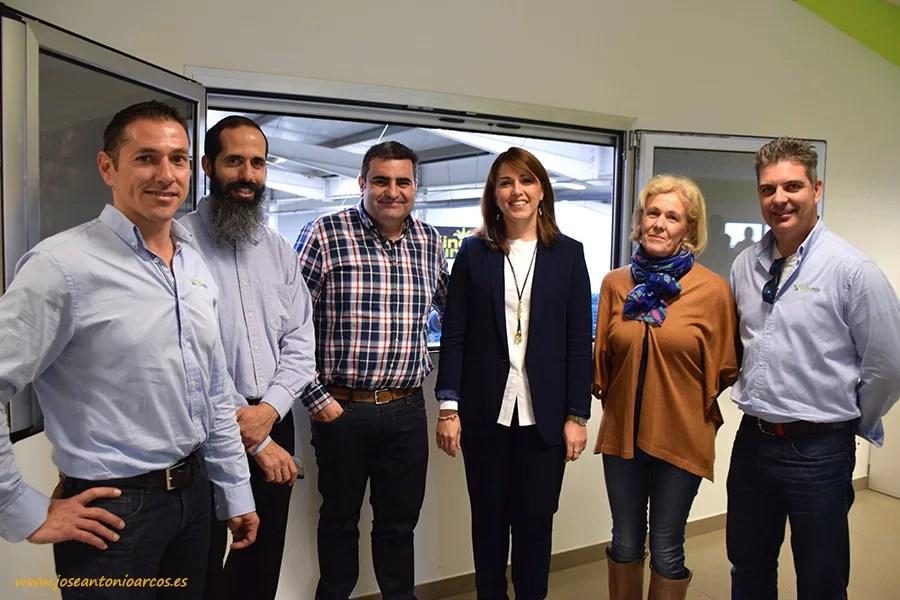 Miembros de Pelemix y EdenShield con la dirección y equipo técnico de Escobar & Castañeda.