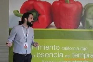 Diego Díaz. Product Manager de Pimiento de Syngenta