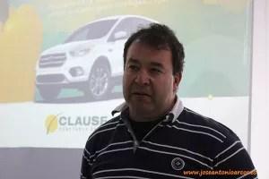Omar Kaidi, técnico comercial en el Poniente almeriense de Clause.