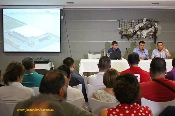 Jornada técnica en El Edén de El Ejido, Almería, organizada por MAGAR.