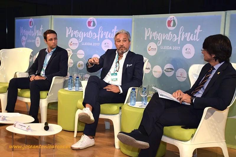Roman Vollmar, Stephan Weist y Manel Simon Barbero.
