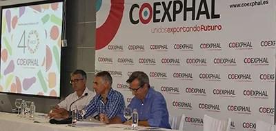 Juan Colomina, Manuel Galdeano y Luis Miguel Fernández.