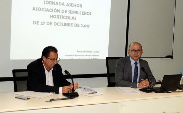La Asociación de Semilleros, Asehor, se instala en el PITA