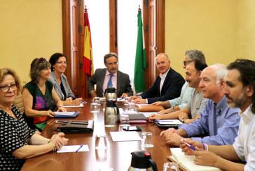 Crece la presión para llevar el Corredor Mediterráneo hasta Almería