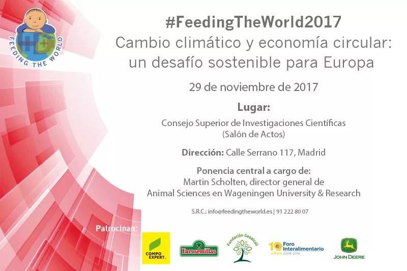 #FeedingTheWorld2017