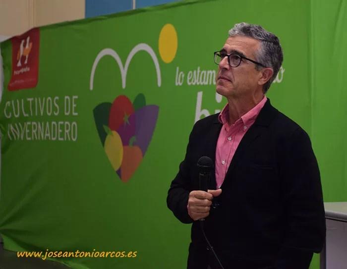 Juan Colomina, consejero delegado de Coexphal.