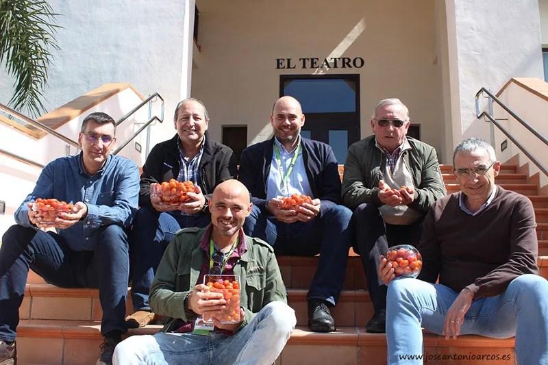 Jornadas de Enza Zaden en Motril. Novedades en cherry pera de sabor.