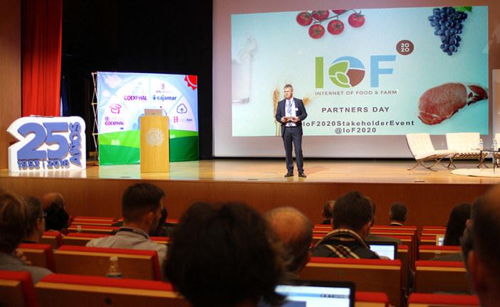 El Internet de las Cosas y la agricultura. Esta semana en Almería