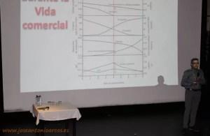 Manuel Díaz Pérez, profesor de la Universidad de Almería.