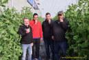 Los agricultores de Dalías luchan por la supervivencia del tirabeque