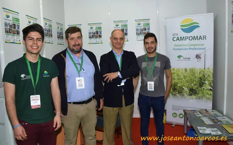 EFA Campomar en Expolevante 2017.