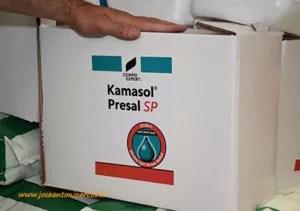 Kamasol Presal. COMPO Expert.