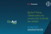 Día 25 de mayo.  Jornada 'BioAct Prime. Claves para una producción hortícola de calidad'