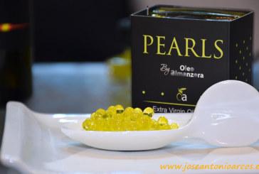 Perlas de aceite y otros gourmets en Sabores de Almería