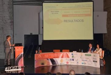 El Simposio Nacional Postcosecha de Badajoz acoge el laboratorio portátil de Citrosol: Easy Kit