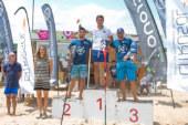 La playa de Gandía adelanta el verano con la Sup Race Citrosol