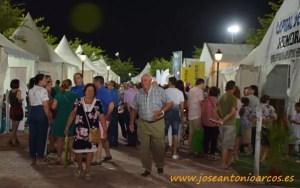 Ferimel 2018, Membrilla, Ciudad Real. Ferial del melón de La Mancha.