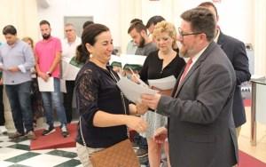 Entrega de resoluciones en Granada para modernización de explotaciones agrícolas.