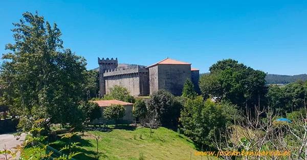 Castillo de Vimianzo. Galicia.